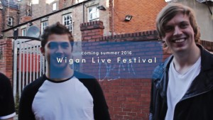 New Wigan Live Festival Video