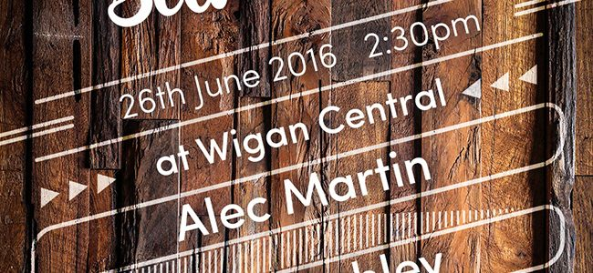 Wigan Live Fundraiser – Wigan Central on 26th June